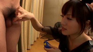 Arisa Kanno is looking for the dick of her favorite size